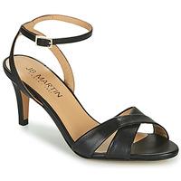 鞋子 女孩 凉鞋 JB Martin POETIE 黑色