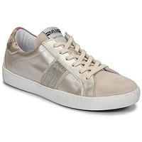 鞋子 女士 球鞋基本款 Meline  香槟色