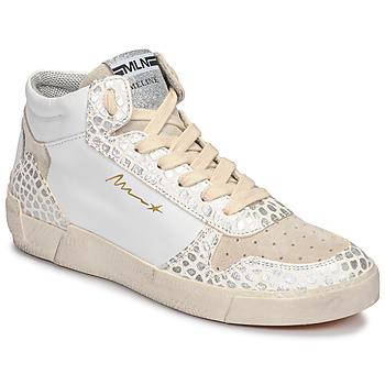 鞋子 女士 高帮鞋 Meline  白色 / Croc