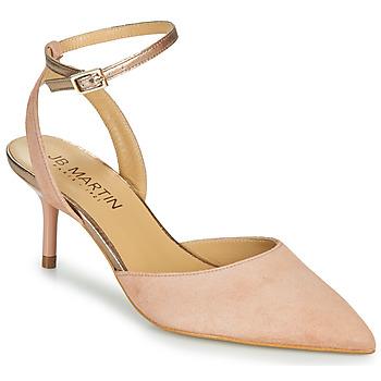 鞋子 女孩 凉鞋 JB Martin TWISTO 棕色