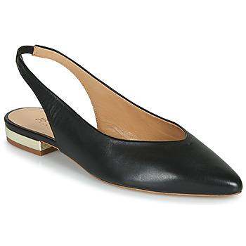 鞋子 女孩 平底鞋 JB Martin VELANI 黑色
