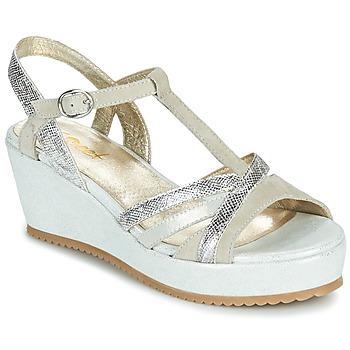 鞋子 女士 凉鞋 Sweet ESNOU 白色
