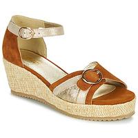 鞋子 女士 凉鞋 Sweet ESTERS 金色 / 驼色