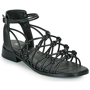 鞋子 女士 凉鞋 The Divine Factory LS1793H 黑色