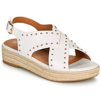 鞋子 女士 凉鞋 The Divine Factory LS1802J 白色
