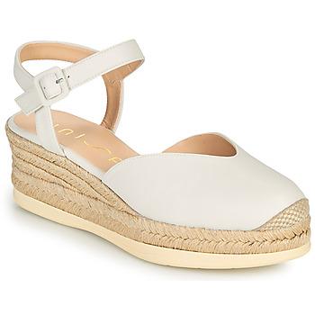 鞋子 女士 凉鞋 Unisa CEINOS 白色