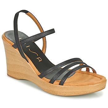 鞋子 女士 凉鞋 Unisa RENERA 黑色