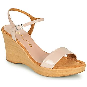 鞋子 女士 凉鞋 Unisa RITA 玫瑰色