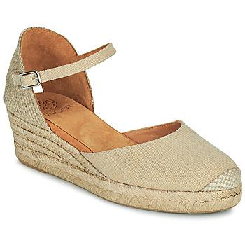 鞋子 女士 凉鞋 Unisa CISCA 米色