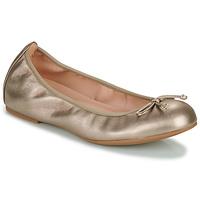 鞋子 女士 平底鞋 Unisa ACOR 香槟色