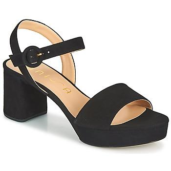 鞋子 女士 凉鞋 Unisa NENES 黑色