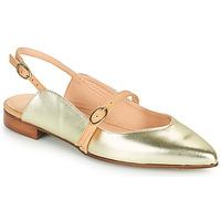 鞋子 女士 平底鞋 Fericelli SUSANNA 金色