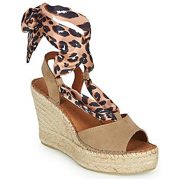 鞋子 女士 凉鞋 Fericelli SERRAJE 棕色
