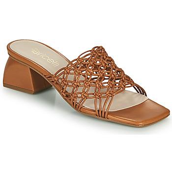 鞋子 女士 休闲凉拖/沙滩鞋 Fericelli TELIA 驼色