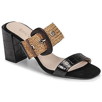 鞋子 女士 休闲凉拖/沙滩鞋 Fericelli MARCO 黑色