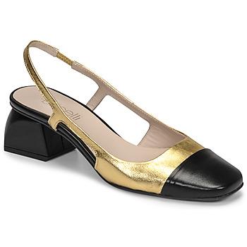 鞋子 女士 高跟鞋 Fericelli TOUBET 金色 / 黑色