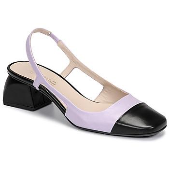 鞋子 女士 高跟鞋 Fericelli TOUBET 紫罗兰 / 黑色
