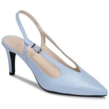 鞋子 女士 高跟鞋 Fericelli TIBET 蓝色