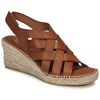 鞋子 女士 凉鞋 Fericelli ODALUMY 驼色
