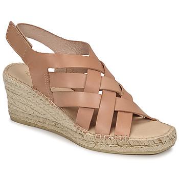 鞋子 女士 凉鞋 Fericelli ODALUMY 裸色