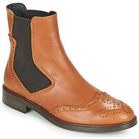 鞋子 女士 短筒靴 Fericelli CRISTAL 驼色