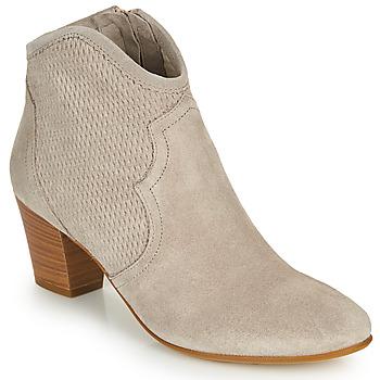 鞋子 女士 短靴 Fericelli CROSTA 驼色