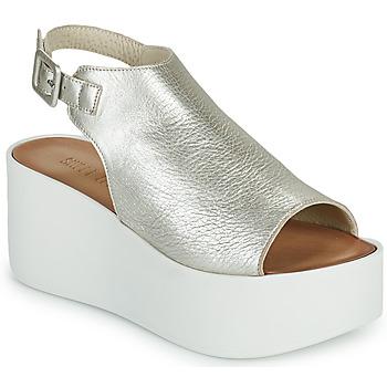 鞋子 女士 凉鞋 Sweet Lemon PYTON 银灰色