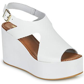 鞋子 女士 凉鞋 Sweet Lemon IJOX 白色
