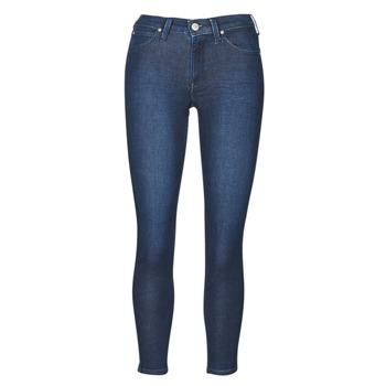 衣服 女士 牛仔铅笔裤 Lee SCARLETT WHEATON 蓝色