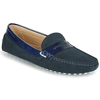 鞋子 女孩 平底鞋 JB Martin 1TABATA 海蓝色