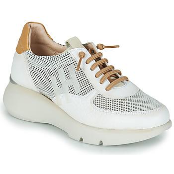 鞋子 女士 球鞋基本款 Hispanitas TELMA 白色 / 金色