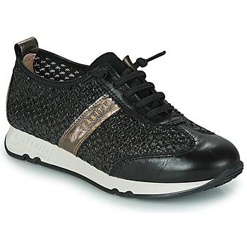 鞋子 女士 球鞋基本款 Hispanitas KAIRA 黑色