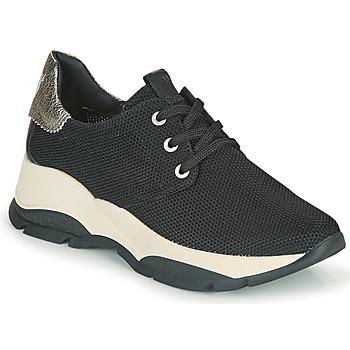 鞋子 女士 球鞋基本款 Hispanitas ANDES 黑色