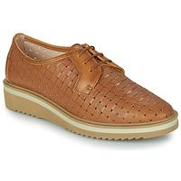 鞋子 女士 德比 Hispanitas NICOLE 棕色