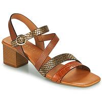 鞋子 女士 凉鞋 Hispanitas OLGA 棕色 / 古銅色