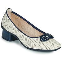 鞋子 女士 高跟鞋 Hispanitas FIONA 白色 / 蓝色