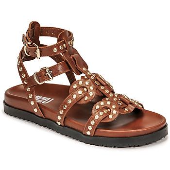 鞋子 女士 凉鞋 MIMMU VITELLO-CUOIO 棕色