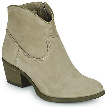 鞋子 女士 短靴 Mjus DAL COLOR 米色