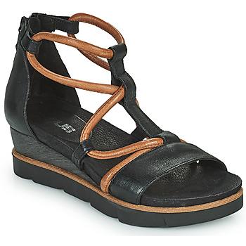 鞋子 女士 凉鞋 Mjus TAPASITA 黑色 / 驼色