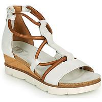 鞋子 女士 凉鞋 Mjus TAPASITA 白色 / 驼色
