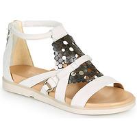 鞋子 女士 凉鞋 Mjus KETTA 白色 / 银色