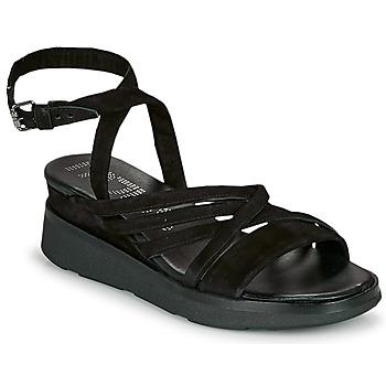 鞋子 女士 凉鞋 Mjus PLATITUAN 黑色