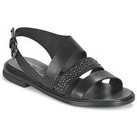 鞋子 女士 凉鞋 Mjus GRAM 黑色