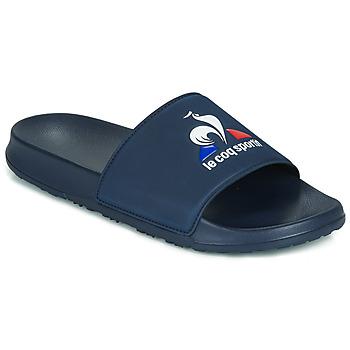 鞋子 男士 拖鞋 Le Coq Sportif 乐卡克 SLIDE LOGO 蓝色