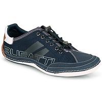鞋子 男士 球鞋基本款 Bugatti CANARIO 海蓝色
