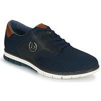 鞋子 男士 球鞋基本款 Bugatti SANDMAN 海蓝色