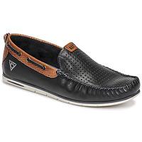 鞋子 男士 皮便鞋 Bugatti CHESLEY 海蓝色