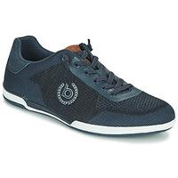 鞋子 男士 球鞋基本款 Bugatti SOLAR EXKO 海蓝色
