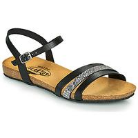 鞋子 女士 凉鞋 Plakton MAM ALOU 黑色