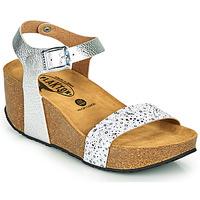 鞋子 女士 凉鞋 Plakton SO KISS 银灰色